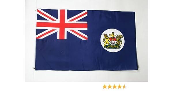 AZ FLAG Bandera de Hong Kong Antigua 150x90cm - Bandera HONGKONÉS ...