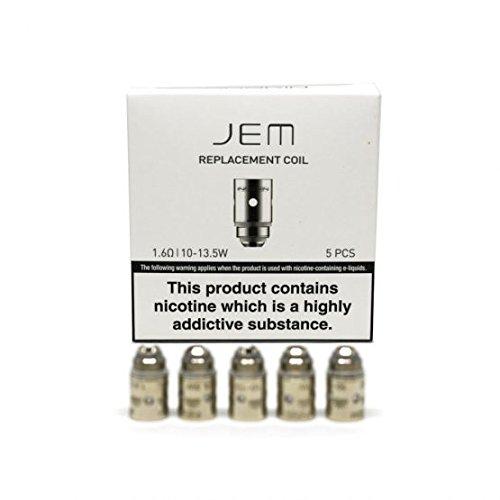 Innokin Jem Ersatzspule 5-Pack (1,6 Ohm)
