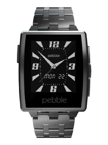 Pebble 401SL Brushed Stainlessの商品画像