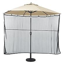 Classic Accessories Universal Patio Umbrella Shade Screen