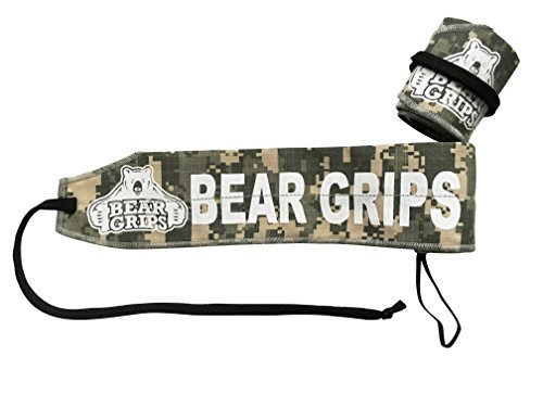 Bear Grips Strength patented workouts