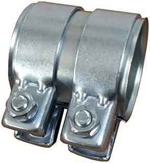 1 unidad Abrazadera de tubo de 125 mm de di/ámetro