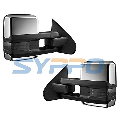 2015 chevy 2500hd towing mirrors - 4
