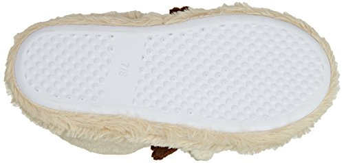 Eaze by Spot on Reindeer Bootie, Zapatillas para Mujer Blanco (Off White (Cream))