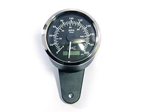 Moto GPS Analógico Velocímetro