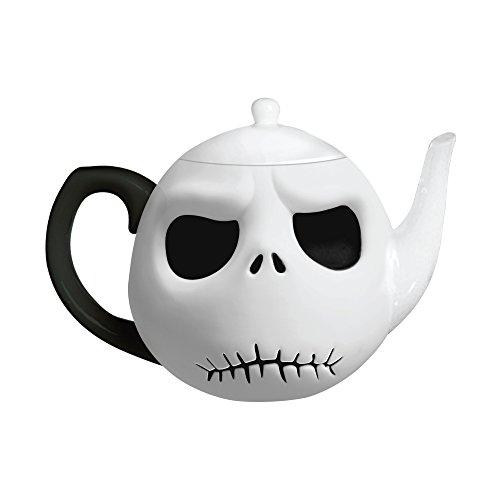 Vandor Nightmare Before Christmas Jack Head Teapot - 55501