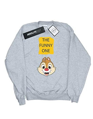 The Funny One Disney Gris Sweat Sport N shirt Chip Femme Dale xqwx1FTIX