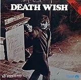 DEATH WISH---CHARLES BRONSON----LASERDISC