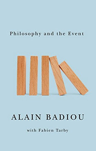 Philosophy and the Event