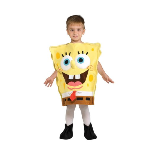 [Spongebob Squarepants Costume - Medium] (Spongebob Squarepants Child Costumes)