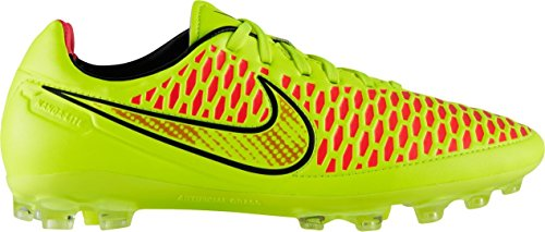 NIKE MAGISTA ORDEN AG LIMA (44) volt metallic gold coin black 770