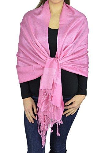 belle-donne-jacquard-paisley-pashmina-soft-elegant-scarves-wrap-shawl-stole-bright-pink