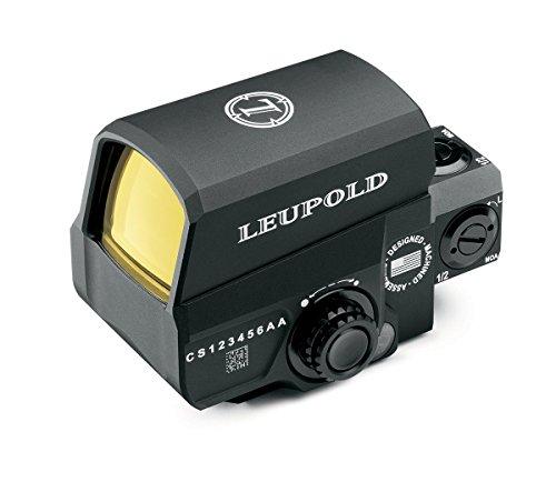 Leupold Carbine Optic (LCO) Red Dot sight, 1 MOA Dot, Matte Black from Leupold
