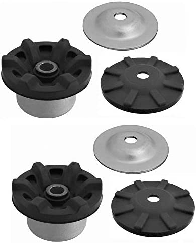 Pair Set Of 2 Front KYB Suspension Strut Mounts Kit For Cadillac CTS SRX STS NEW