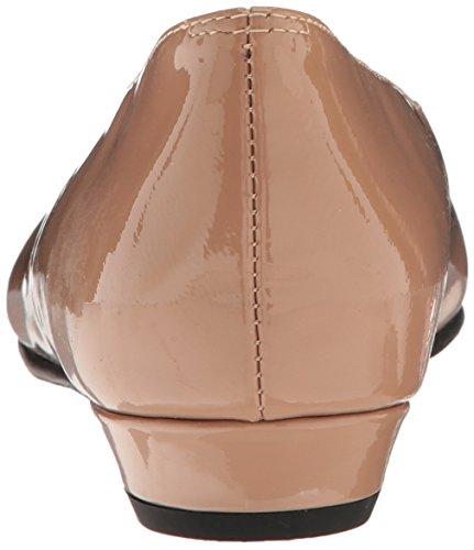 Rozenblaadjes Vrouwen Boter 2 Ballerina Milkshake Zachte Patent