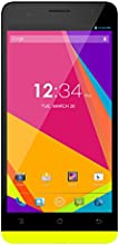 BLU Studio 5.0 S II D572a Unlocked GSM Quad-Core Android Phone - Retail Packaging - Yellow