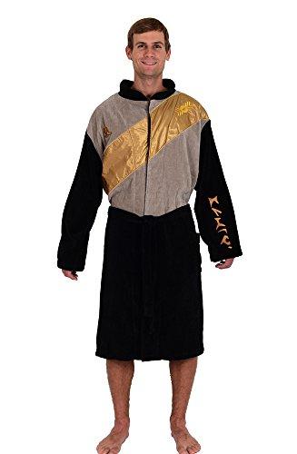 Star Trek Data Costumes (Star Trek The Next Generation TNG Klingon Costume Bathrobe)