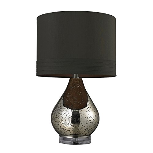 Dimond Lighting Dimond Table Lamp in Gold Mercury - Center Dimond