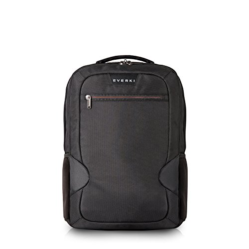 Everki Studio Slim Laptop Backpack for upto 14.1-Inch Laptops/15-Inch MacBook Pro (EKP118) by Everki