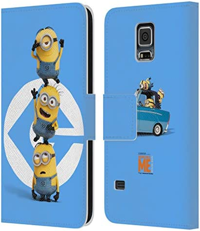 Galaxy s5 minion cases