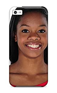 LJF phone case For Iphone Case, High Quality Gabby Douglas Gymnastics For Iphone 5c Cover Cases