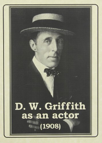 UPC 842614103162, D. W. Griffith: Actor