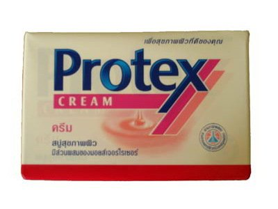 - Protex 4X Cream Skin Health Soap + Antibacterial Agent Made in Thailand