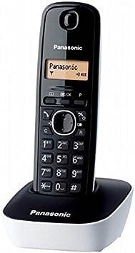 Teléfono fijo inalámbrico color negro – Teléfono peso 127 gramos: Amazon.es: Electrónica