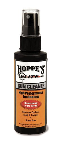 Elite Gun Cleaner - Hoppe's Elite Gun Cleaner, 2 oz. Spray Bottle