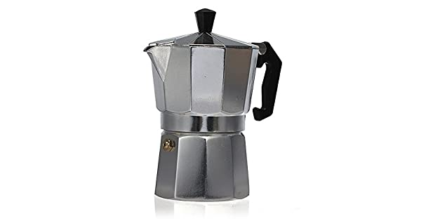 Amazon.com: Ul aluminio Moka Espresso Latte Percolator ...
