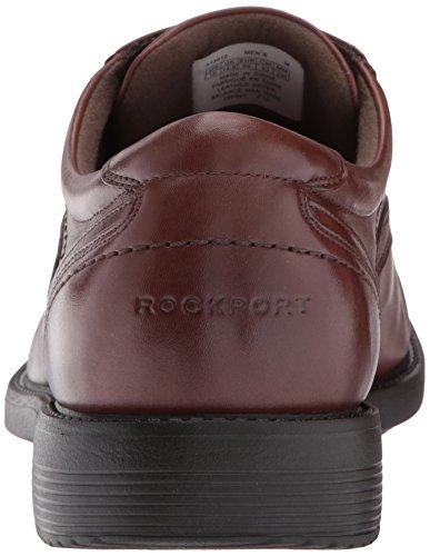 Rockport Mens Style Leader 2 Bike Toe Oxford Shoe Tan Ii