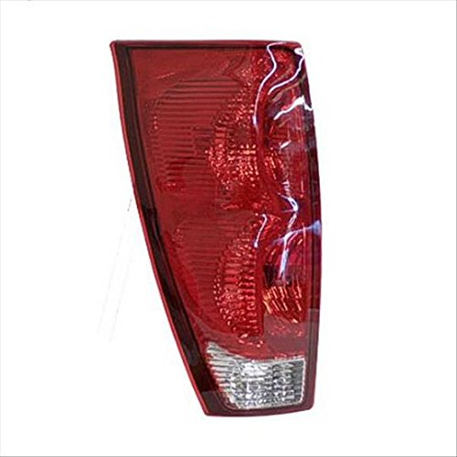 Multiple Manufacturers GM2800153C Partslink GM2800153 OE Replacement Tail Light Assembly CHEVROLET AVALANCHE 2002-2006