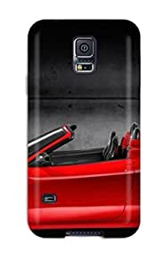 Defender Case For Galaxy S5, Cool Sports Car Pattern