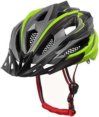 Cascos de Bicicleta Pro para Mujer Casco de Bicicleta MTB ...