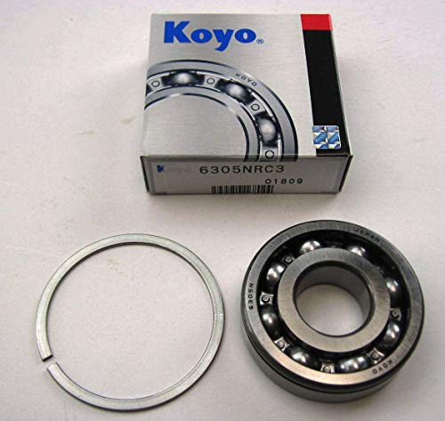 (Yamaha Banshee YFZ350 Crankshaft 8 Ball Main Bearing by KOYO 6305NRC3)