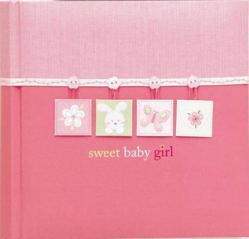 Amazoncom Carters Sweet Baby Girl Large Photo Album Health