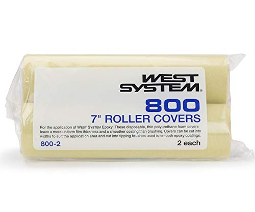 (800-2 Roller Covers For Epoxy Application 2/Pk)