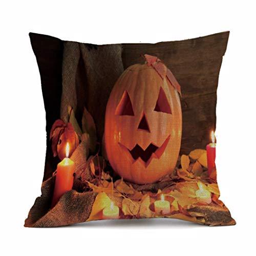 Halloween Pillowcase,1pcs Fashion Happy Halloween Sofa Bed Festival