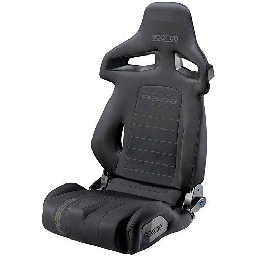Sparco 00965NR Seat (R333 - Seat Corbeau