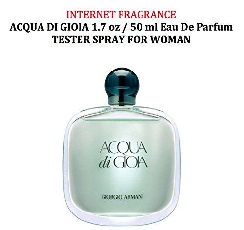 Gíórgíó Ármání Ácqúá Dí Gíóíá1.7-ounce Eau de Parfum Spray (Tester)