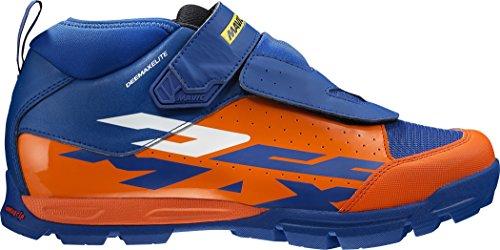 Chaussures Orange VTT MAVIC Bleu ELITE Bleu DEEMAX rwprqFKCRg