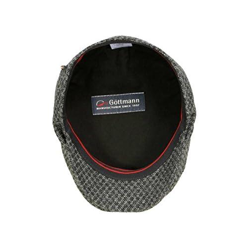 Göttmann Casquette Plate Bristol Homme - gris durable modeling ... 9f27596a001
