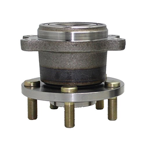 Detroit Axle AWD Models Only - Rear Wheel Hub and Bearing Assembly Driver or Passenger Side - ABS