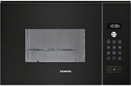 Siemens HF24G764 Integrado 25L 900W Negro - Microondas (Integrado ...
