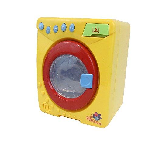 Toy Washing Machine Light Up Childrens Pretend Play