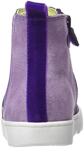 de Ruiz Classiques 181952 Bottes Fille Violet Morado la Prada Agatha Lila qHd1x557
