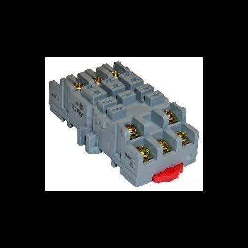 SCHNEIDER ELECTRIC 8501NR82 10 Amp 600 VAC Type K Relay Socket For Use With 8501 Kl Ku Kx Mps48-Plus Option -  SQUARE D