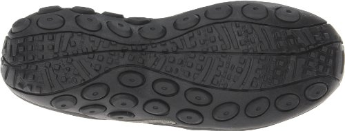 Merrell Jungle Moc Calzado impermeable Resbalón-en Black