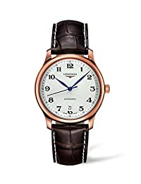 Longines Master Collection - L2.628.8.78.3 - Stainless Steel 18K Gold Automatic Men's