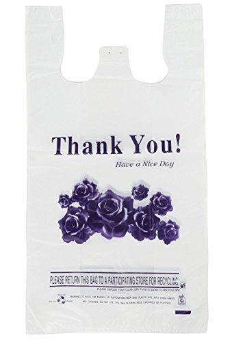 Flowers Plastic Bags - 1